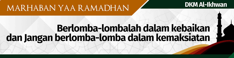 Spanduk Ramadhan Dan Idul Fitri cdr